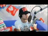 Дима Билан на лав-радио звонок Пелагее,Билан жгёт просто умора этот его женский  голос и смех))))))